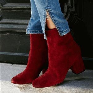 Cecile Ankle Boots by Free People